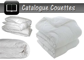 catalogue couette